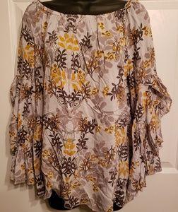 Fever floral blouse